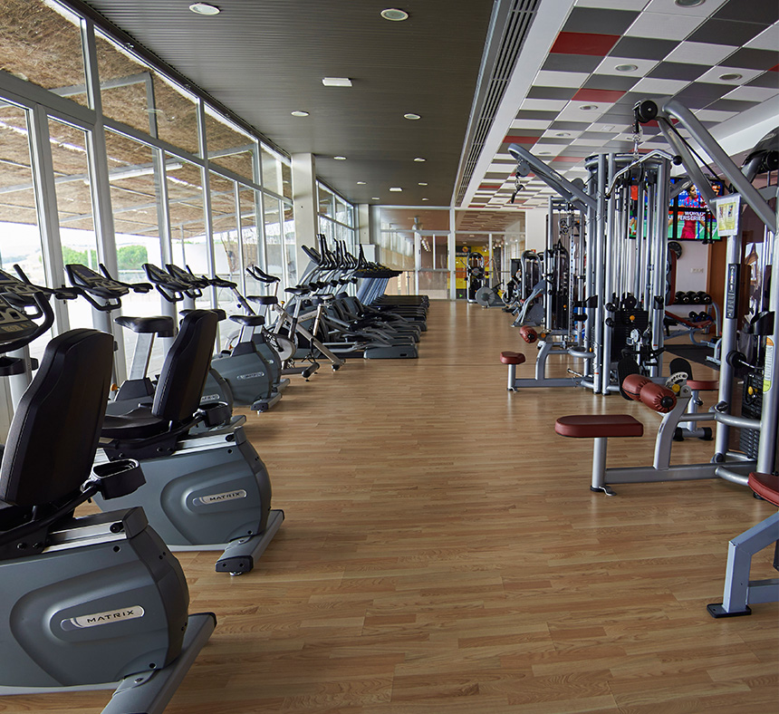 Xperience sport club for Gimnasio xperience